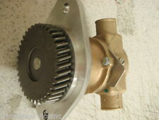 WATER PUMP CUMMINS INBOARD B SERIES SHERWOOD M71 MARINE ENGINE RAW WATER PUMP