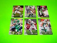 6 SASKATCHEWAN ROUGHRIDERS UPPER DECK CFL FOOTBALL CARDS 64 67 68 74 75 76 #-5