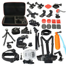 Action Camera Accessories Bundles Kit Waterproof Case For Polaroid Cube Cube +