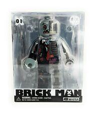 Zombie Brick Man Anatomy - Limited Ed.