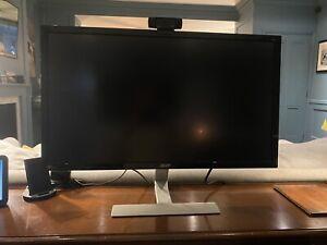 "Acer RT280K 28"" 4K UHD Ultra HD 3840 x 2160 LCD HDMI Gaming Monitor"