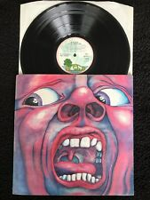 King Crimson - In The Court Of The Crimson King Vinyl LP Gatefold ILPS9111 EX/VG