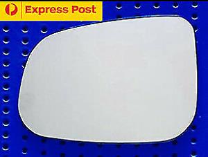 Left side mirror glass for VOLVO S70/V70/C70 (YV1BW...) 03/08-12/11 Convex base