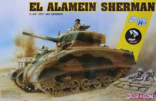 1/35 DRAGON EL ALAMEIN SHERMAN #6617
