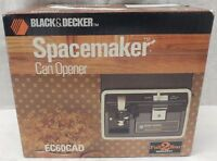 BLACK+DECKER Spacemaker Multi-Purpose Can Opener EC60CAD In Sealed Box Opens Can