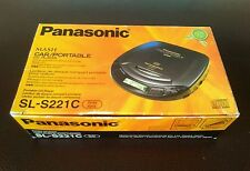 Panasonic Walkman Personal CD Players