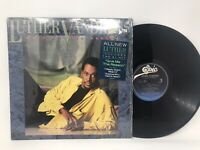 Luther Vandross Give Me The Reason LP Vinyl Record First Pressing 1986 Soul R&B