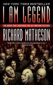 NEW I am Legend By Richard Matheson Paperback Free Shipping