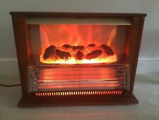 More details for vintage 1960s berry magicoal astraberry 481 electric fire, plus 5 spare elements