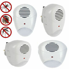 4 PK Ultra Sonic plug in Mice Mouse roditori ratto SPIDER ANT REPELLER PEST CONTROL