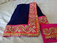 Indian Ethnic Traditional Designer Party Wear Saree Sari