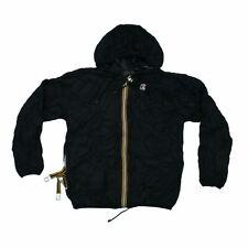 K-Way Men's Jacket S Black, 100% - other