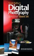 Scott Kelby's Digital Photography Boxed Set Parts 1 and 2
