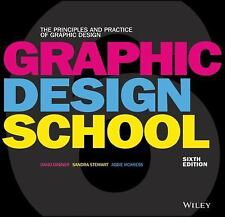 Graphic Design School: The Principles and Practice of Graphic Design (Paperback