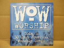 Wow Worship Songs The River Is Here Let It Rise Give Thanks USA 2x CD FCS8348