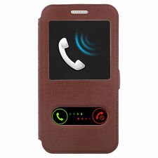 Schutzhüllen in Braun für HTC Handys