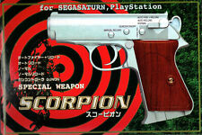 Lightgun - Scorpion - Playstation / Sega Saturn - Rückschlag