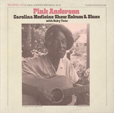 Pink Anderson - Pink Anderson: Carolina Medicine Show Hokum [New CD]