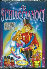 Lo Schiaccianoci (2003) DVD NUOVO SIGILLATO cartoni animati