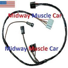 engine A/C control wiring harness 66 67 Pontiac GTO lemans tempest