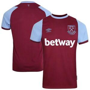 Men's West Ham United Home Shirt 2020/ 21, 125 Years Anniversary