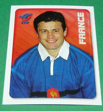 N°129 COMBA XV FRANCE FFR MERLIN IRB RUGBY WORLD CUP 1999 PANINI COUPE MONDE