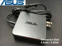 Original ASUS 65W 19V 3.42A AC Adapter Charger AD887020 010-1LF ADP-65DW US