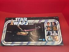 Star Wars Escape From Death Star Game Kenner 1977