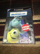 Monsters, Inc.: Scream Arena (Nintendo GameCube, 2002)MISSING MANUAL