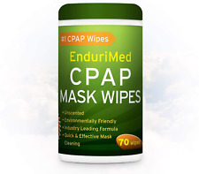 CPAP Mask Wipes Unscented Super Strong Soft Lint Free Cleaning 70 Count