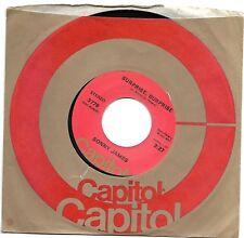 JAMES, Sonny  (Surprise, Surpise)  Capitol 3779 = STOCK record