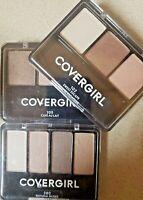 BUY 2 GET 1 FREE (Add 3 To Cart) Covergirl Eye Enhancers Eyeshadow Quad