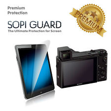 SopiGuard Premium Tempered Glass Screen Protector Sony RX100V RX100IV RX100III
