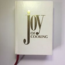 JOY OF COOKING Rombauer & Becker (1975 Edition, Hardcover)
