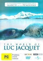 The World of Luc Jacquet * NEW DVD * (Region 4 Australia)
