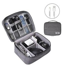 Electronics Organizer, OrgaWise Electronic Accessories Bag Travel Cable O... New