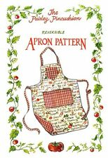 Reversible Apron pattern by Paisley Pincushion