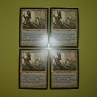 Polluted Mire x4 Urza's Saga 4x Playset Magic the Gathering MTG