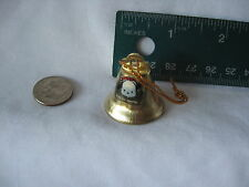 Sanrio Pochacco Trinket/Ornament Christmas Bell Vintage New 1976, 1993