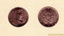 Vatican 2017 – 1 Centime d'Euro – 88 000 exemplaires Provenant du coffret BU RAR