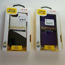 Lot of 2 OtterBox Symmetry Series Case for iPhone 7 or 8
