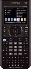 TI-Nspire CX CAS Texas Instruments Grafikrechner Color-Display Farbanzeige
