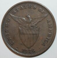 The Philippines US Administration 1 Centavo Coin 1926 M Manila KM# 163 One