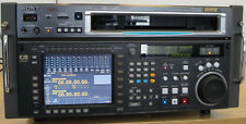 Sony SRW-5800 HDCAM SR Player/Recorder HKSR5001/20 & HKSR-5803 boards low hours