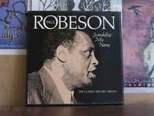 PAUL ROBESON, SCANDALIZE MY NAME - 3 LP 30-5647