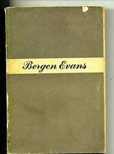 B.Evans # STORIA DEI LUOGHI COMUNI # Longanesi 1948