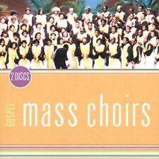 ~COVER ART MISSING~ Various Artists CD Gospel: Mass Choirs