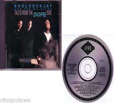 KOOL ROCK JAY & THE DJ SLICE Tales from the Dope Side 1990 [OG] CD Rare G-Funk