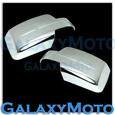Triple Chrome Mirror Cover for 2007-2015 JEEP PATRIOT+ 2008-2012 JEEP LIBERTY