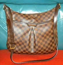AUTHENTIC VERY STYLISH CLASSIC LOUIS VUITTON BLOOMSBURRY LARGE/GM CROSSBODY BAG